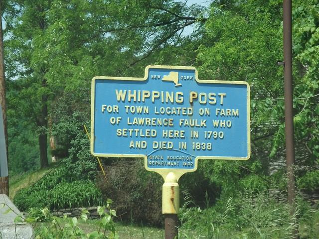 Wipping Machine Mail: Preston Hollow, New York