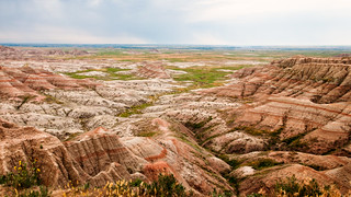 Where the Badlands Meet the Plains