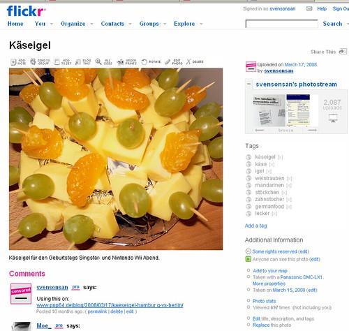 screenshot käseigel svensonsan auf flickr
