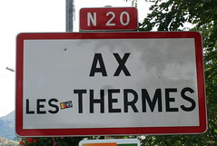 Traffic Management - The Ax-les-Thermes Bypass