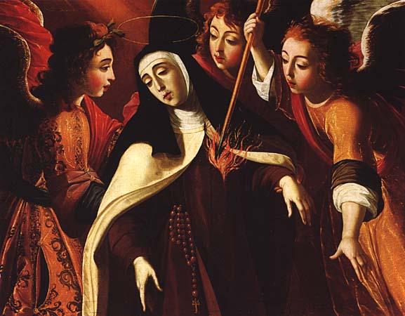 Josefa de Óbidos, Sta. Teresa, 1672