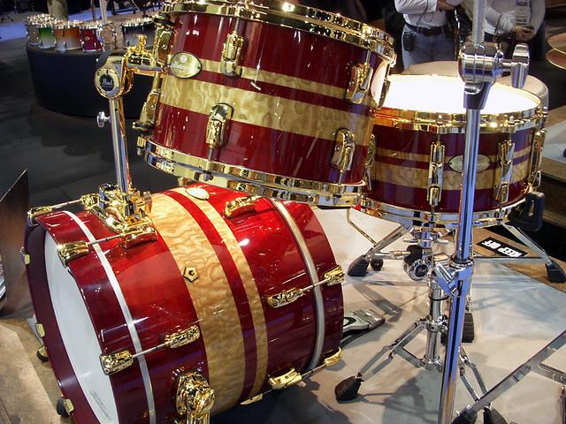 2009 NAMM Show - Pearl Masterworks