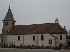 Église - Chemin (Jura) - Photo of Pourlans
