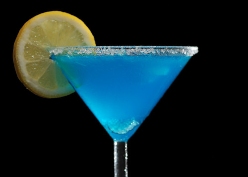 Blue Margaritta