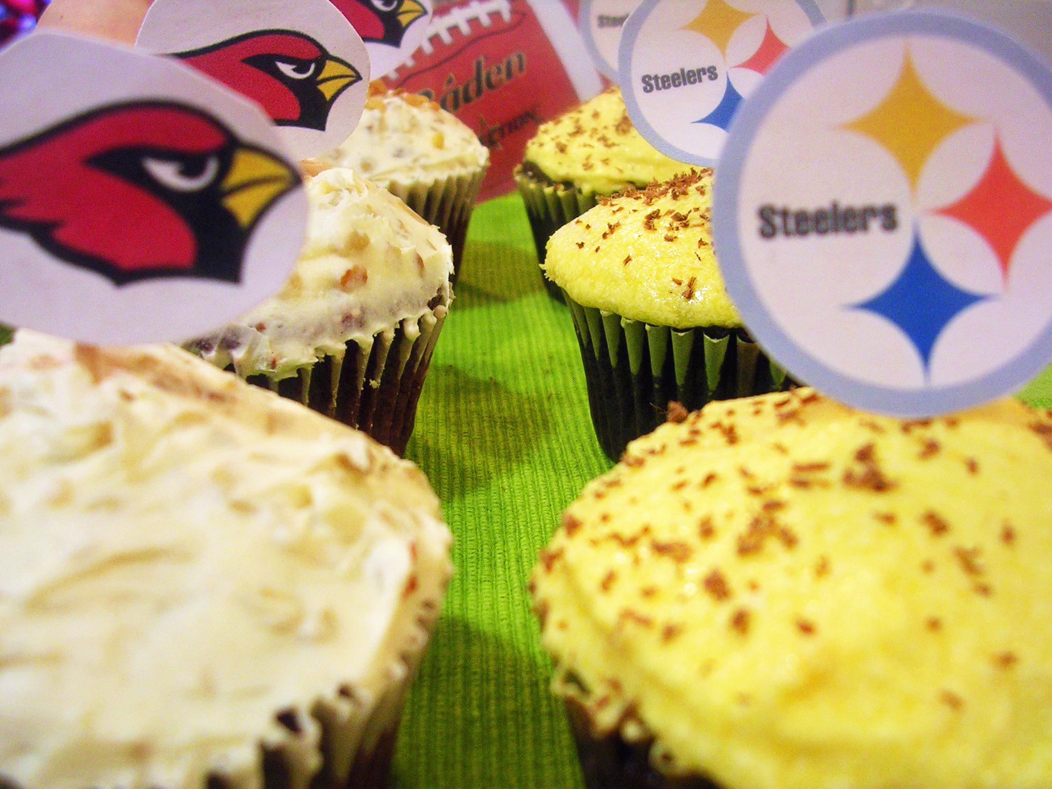 Wacky Cake Cupcake Designs