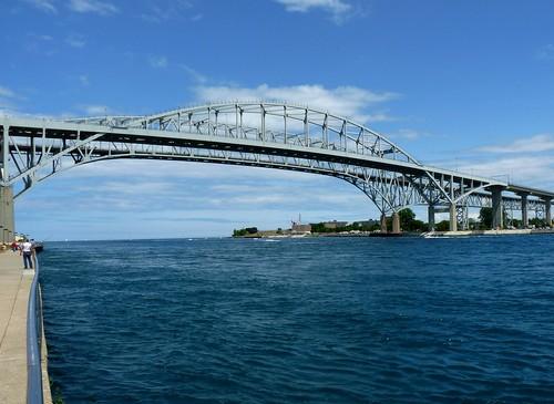 Blue Water Bridges - Explore