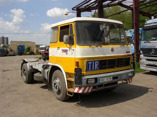 1982 Liaz 100.47