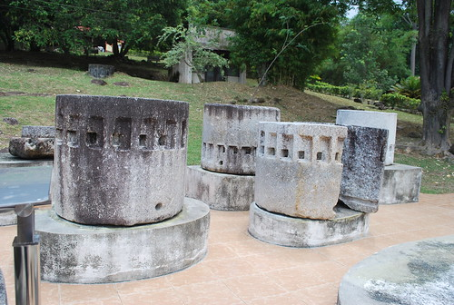 Malaysia Anthropology - Archaeology Museum of Bujang Valley