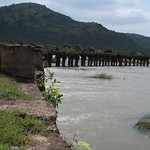 Bridge over Kaveri River