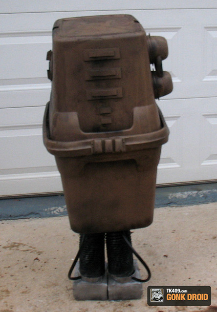GONK Droid costume