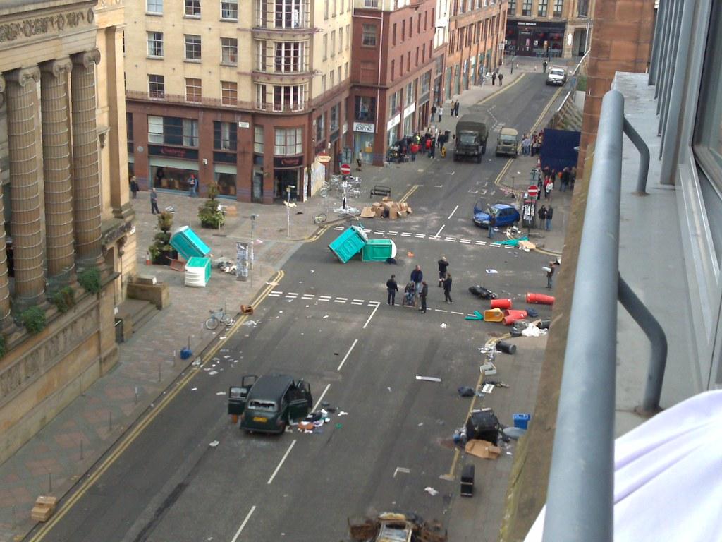 Hotels Near Glasgow Royal Infirmary