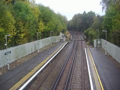 Chipstead rails