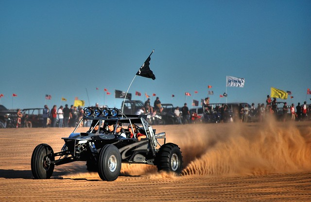 Az Sand Drags http://www.flickr.com/photos/dillonmoreash/4065060052/