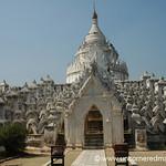 Hsinbyume Pagoda - Mingun, Burma