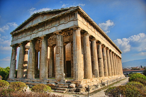 Temple of Hephaestus  /  Theseion