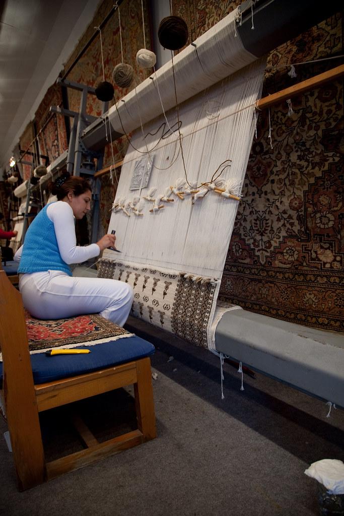 Carpet Weaver - Turkey