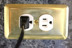American power outlet