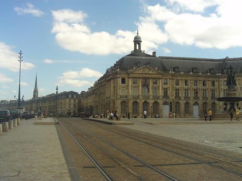 2008.08.04.077 - BORDEAUX - Place de la Bourse