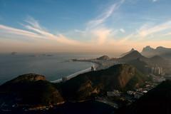 Rio de Janeiro seen from Sugarloaf Mountain