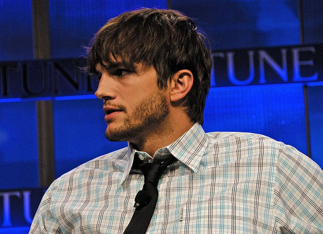 Ashton Kutcher. Katalyst