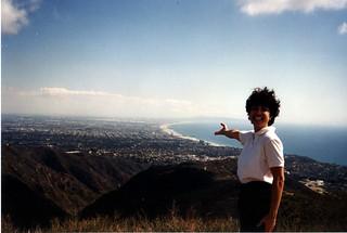 Kelly shows LA