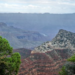 Freya Castle & Colorado River - Grand Canyon North Rim