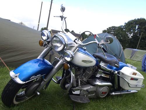 Harley-Davidson Electra Glide Motorbikes