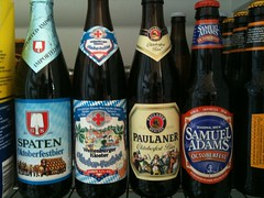 Going to try out some Oktoberfest beers
