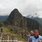 Reaching the Final Destination - Machu Picchu, Peru