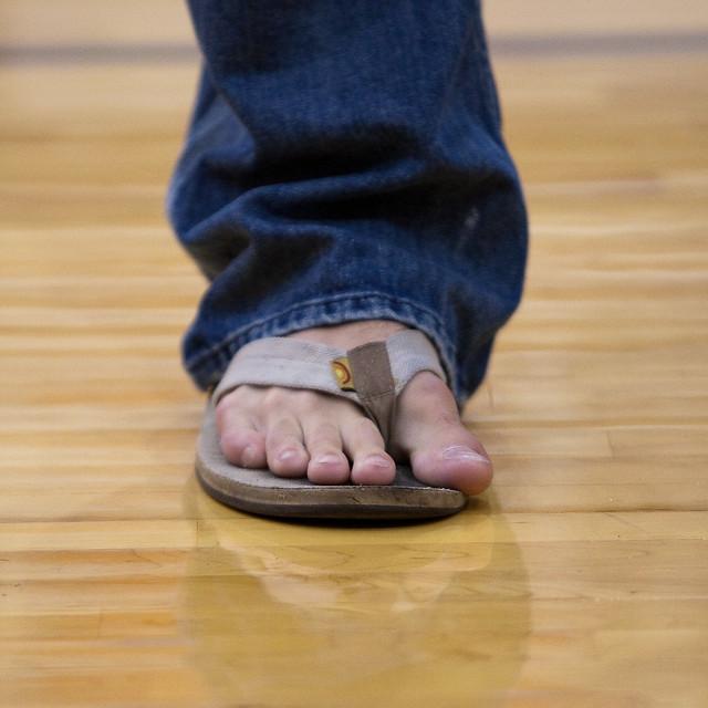 Phelps Shoe Size