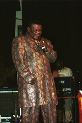 Congo Music Live Festival Kings Cross London Madilu System RIP Oct 13 2001 020 big man