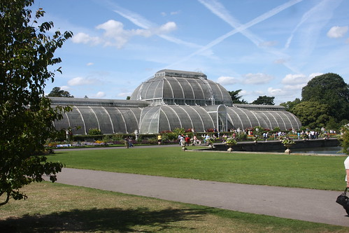 UK: Royal Botanic Gardens, Kew - Palm House