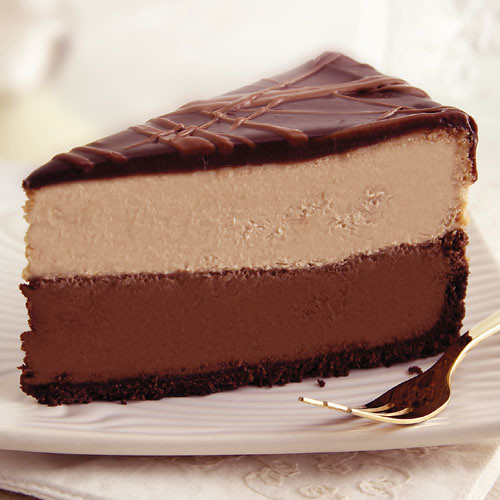Triple Chocolate Cheesecake | Flickr - Photo Sharing!