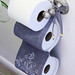 2-roll toilet paper holder