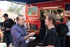 IBM's Florian Pinel at IBM Food Truck During SXSW