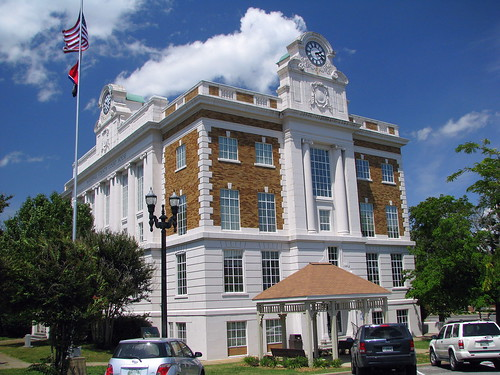 Marshall County Courthouse 3
