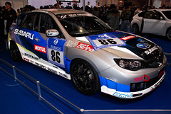 automobile(1.0), automotive exterior(1.0), subaru(1.0), touring car racing(1.0), vehicle(1.0), performance car(1.0), automotive design(1.0), subaru impreza wrx sti(1.0), touring car(1.0), world rally car(1.0), sedan(1.0), land vehicle(1.0), sports car(1.0),
