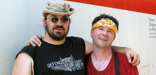 Eric Howton and David 08
