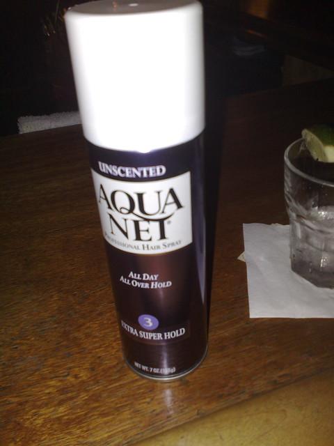 Aqua Net Hairspray Travel Size