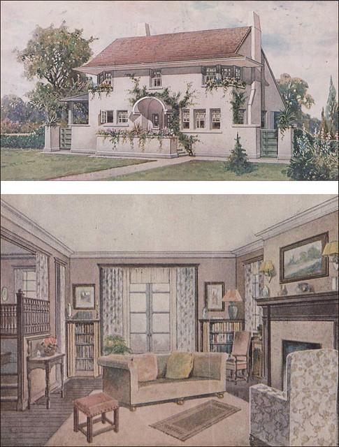 1911 Bride's House - Charles E. White