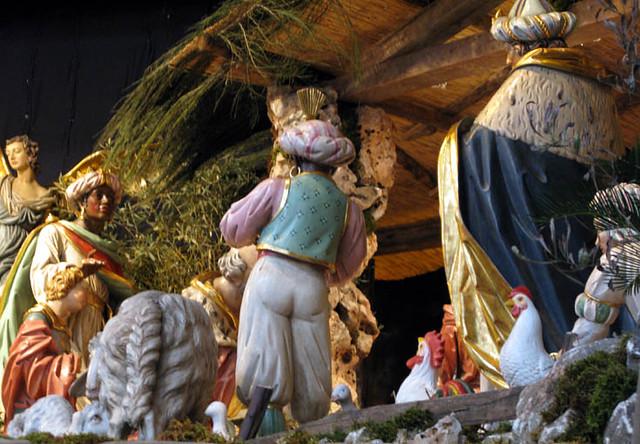 vatican nativity flickr photo sharing