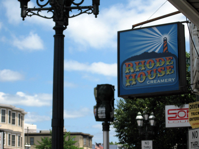 Rhode House Creamery