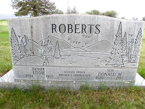 cemetery graveyard oregon klamathcounty eddieroberts bedfield deadmantalking donaldroberts