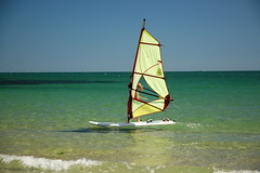 Windsurfing in Varna