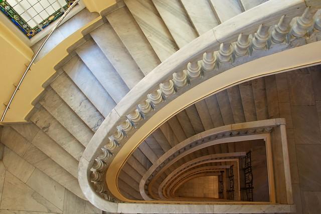 CBA stairs