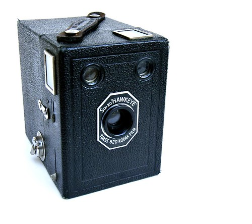 Kodak Six-20 Hawk-Eye Box Camera