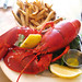 05 Whole Lobster with frites - Sel de Mer