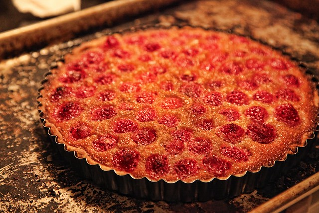 Brown Butter Raspberry Tart | Flickr - Photo Sharing!