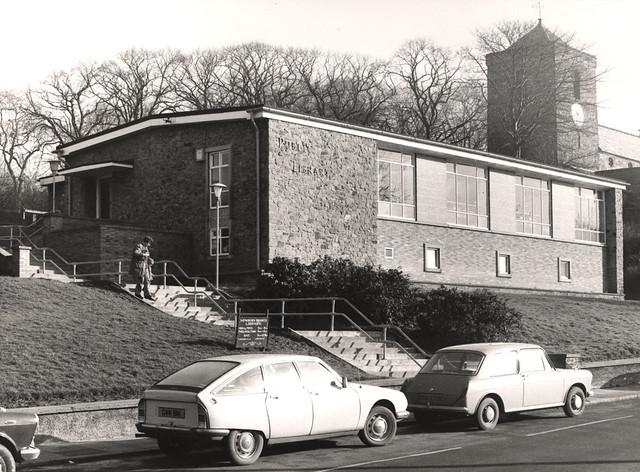 Newburn Library