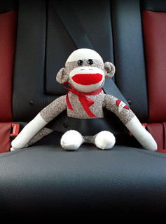 Sock Monkey Approves